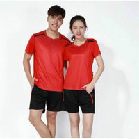 Badminton Shirt And Shorts Table Tennis Jersey Athletic Sport Table Tennis Clothes Men Women Kids Breathable Jersey
