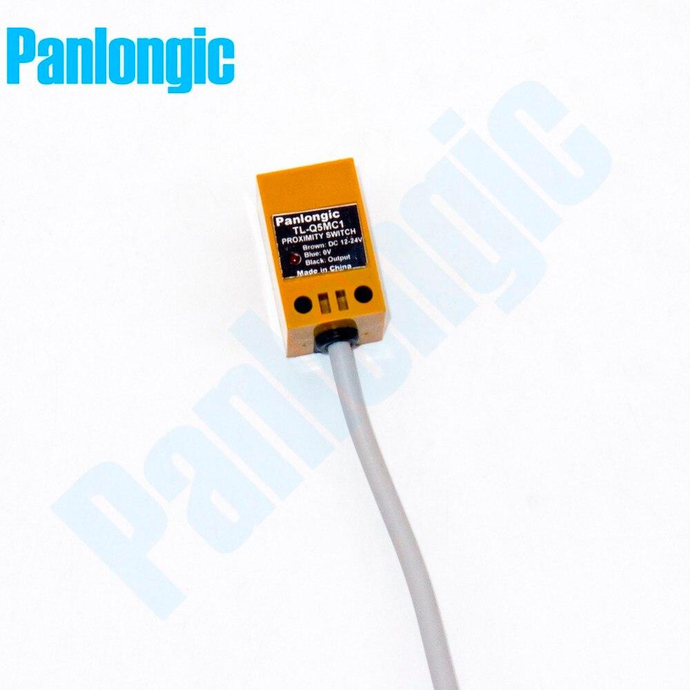 10PCS TL-Q5MC1 DC 12-24V 50mA NPN Inductive Proximity Switch Sensor Normal Open
