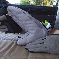 Портативный Тактический Стрельба сзади пистолет остальные сумочки спереди и сзади целевой винтовки Охота Bench незаполненные Стенд * 2 шт. обн...