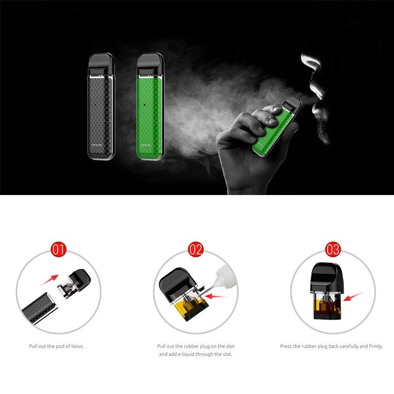 SMOK Novo Kit 2ml - ProVapor