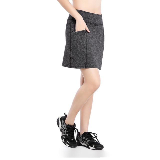 EAST HONG Women's Tennis Badminton Fitness Skirts Golf Running Sports Skorts
