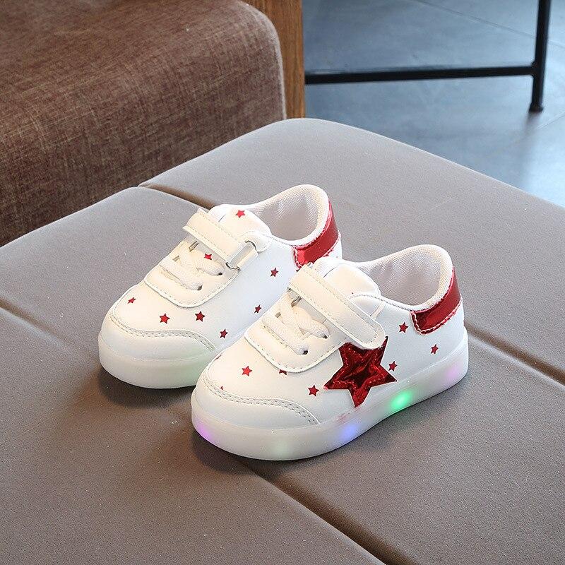 Zoe Saldana 2018 Rozmiar 21-30 Dziecięce trampki dla obuwia - Obuwie dziecięce - Zdjęcie 3