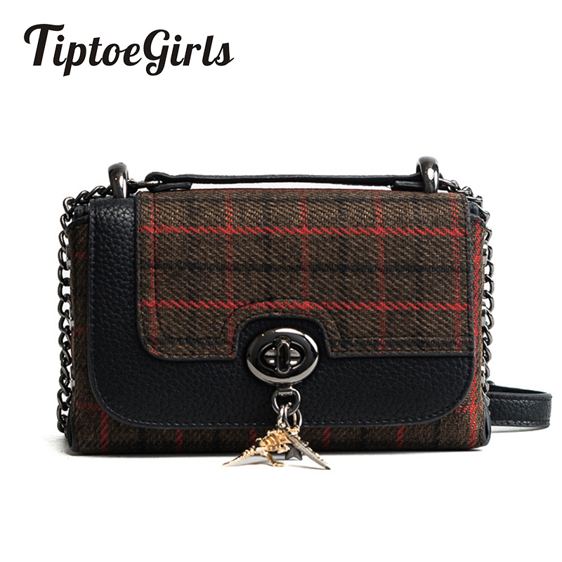 Korean Version of the New Fashion Trend of Small Woolen Bag Side Chain Shoulder Messenger Bag Handbag cd smokie the other side of the road new extended version