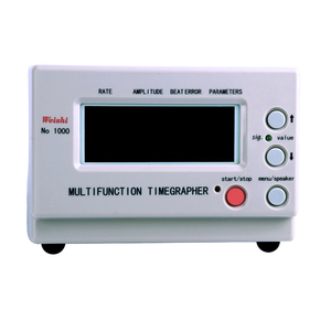 Image 3 - Mekanik İzle Tester Zamanlama Timegrapher için Tamircileri ve hobi, No. 1000 timegrapher