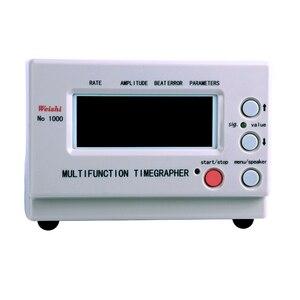 Image 3 - Relógio mecânico tester timegrapher tempo para reparadores e amadores, no.1000 timegrapher
