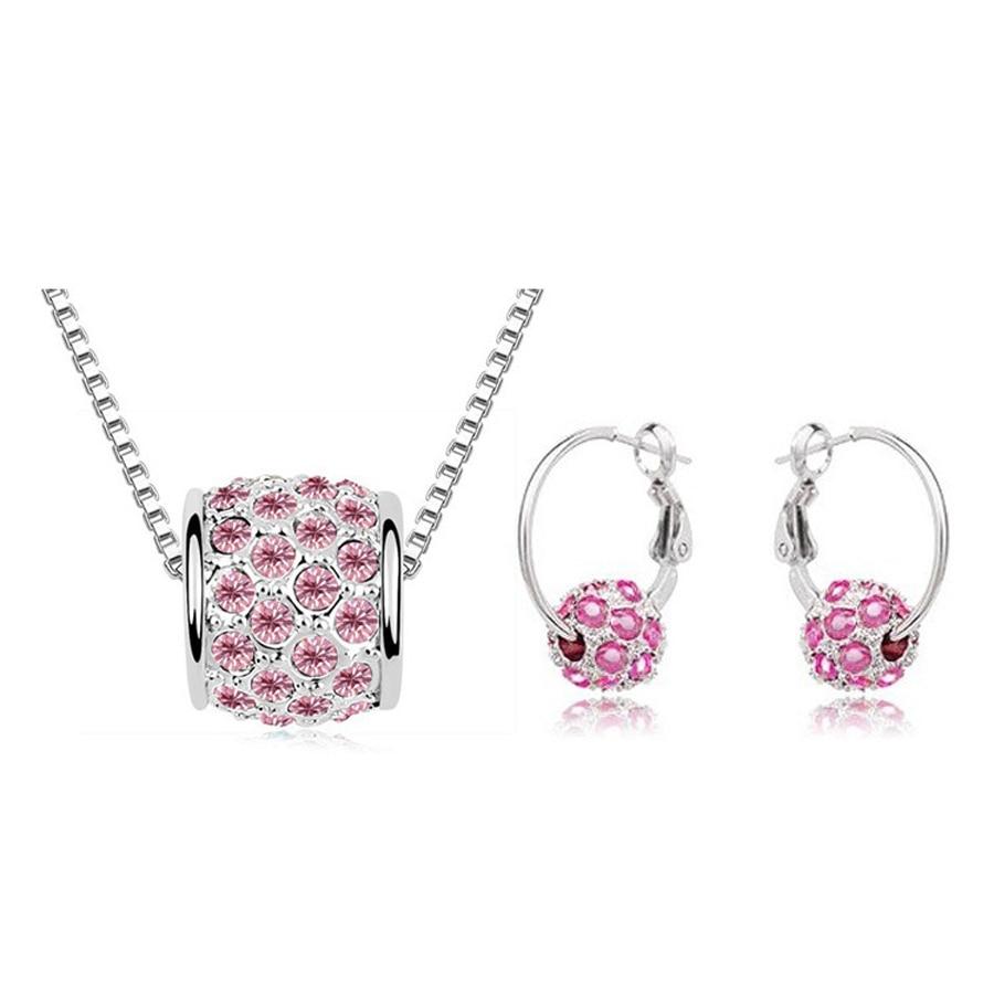 Hot Selling Austri Crystal top Crystal gjerdan dhe vathë të - Bizhuteri të modës - Foto 3