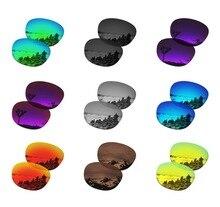 SmartVLT için Polarize Yedek Lensler Oakley Mandalı Güneş Gözlüğü Çoklu Seçenekler