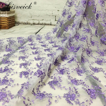 1yard/2yards High quality embroidery fabric mesh for dress Tulle lace girls TUTU and diy