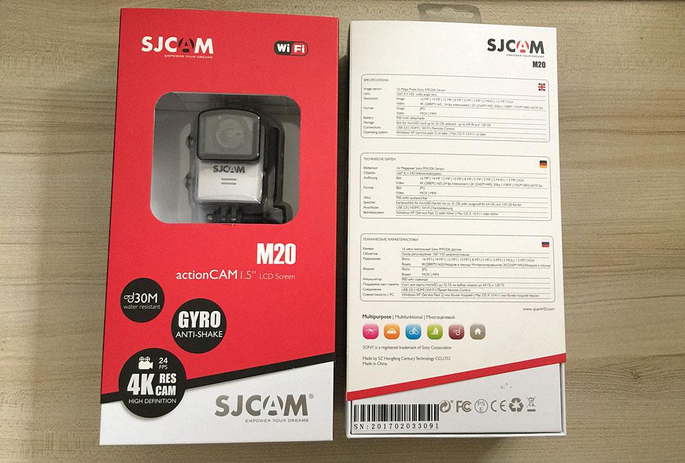 SJCAM M20 (1)