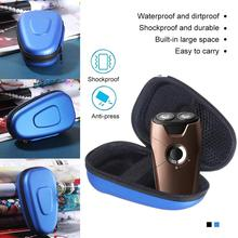 PQ190 EVA Hard Razor Case Double Head Shaver Storage Bag Universal Traveling Box