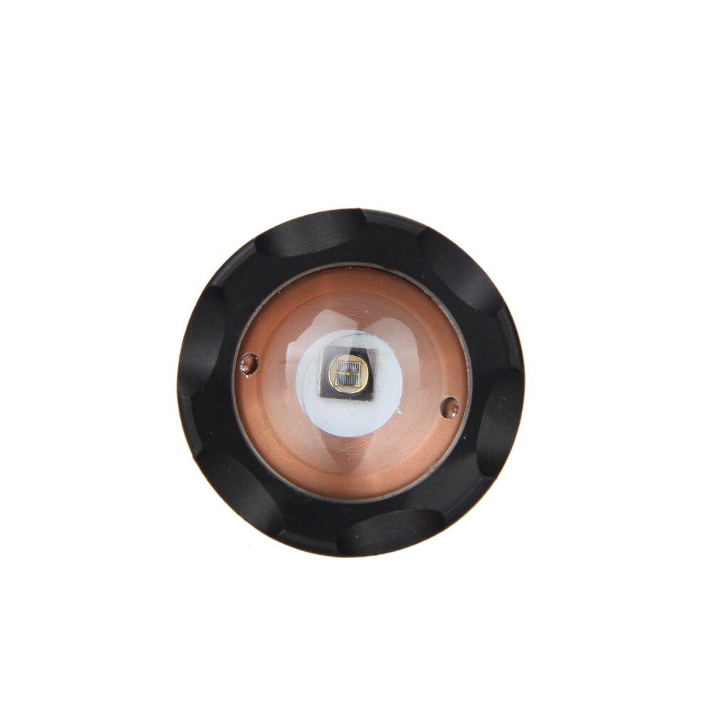850nm IR Caça Lanterna Com Zoom de