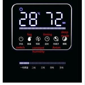 Image 5 - 110V 220V 상업 23.8L 전기 가습기 산업 슈퍼마켓 야채 과일 신선한 유지 고전력 스프레이 안개 메이커