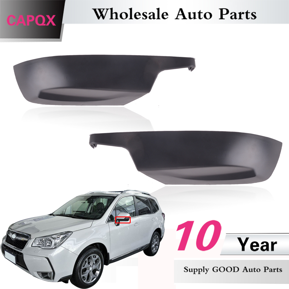 Capqx Rearview Mirror Cover For Subaru Forester Legacy