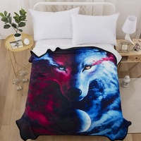 Square Blanket Super Soft Splush 3D Printed Suiltable for Wall Decoration Background Clothes Soft and Warm Bedclothes