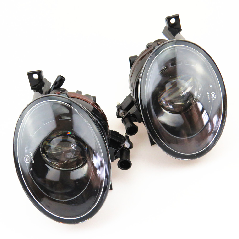 цены 1 Pair Car Front Bumper Fog Lights New For VW Golf Jetta MK6 Touran Tiguan EOS 1F Caddy 2K Seat Alhambra 5KD 941 699 5KD 941 700