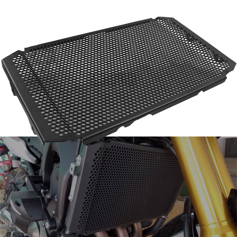 MT09 MT-09 Motorbike Radiator Grille Guard Cover for Yamaha MT 09 MT-09 MT09 2013 2014 2015 2016 MT-09 ABS 2017 Tracer 900 2017