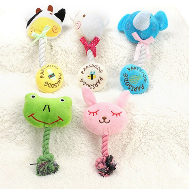 Dog Cat Funny Muti Animals Toy Funny Squeak Toys Animals Pet Self