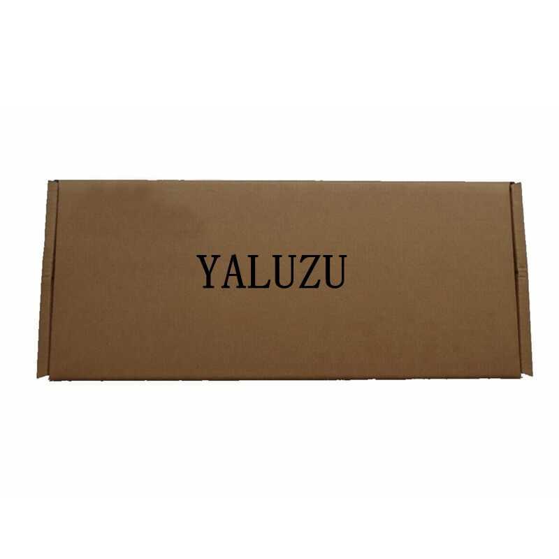 Yaluzu Bahasa Rusia Keyboard untuk Laptop Dell Vostro 3700 V3700 I7-720 Ru Layout Hitam dan Keyboard Baru