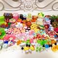 36 PCS re-mento Mini-Conjunto de Mesa Alimentos Dollhouse Miniatures Refeições Bebida Megahouse Jogar Cozinha Da Casa de Boneca Brinquedos para Boneca BJD