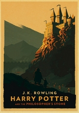 Harry Potter Wall Poster