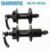 SHIMANO Deore FH-M525 HB-M525 концентратор втт 32 H 100/135 мм 8/9/10/11 Скорость M525