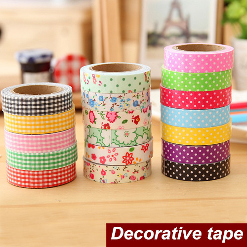 15 pcs/Lot Cloth Adhesive tape masking Japanese tape Cotton Decorative scrapbooking stickers Novelty School supplies new design retro style ship car travel old style vintage diy decorative washi tape diary deco masking tape scrapbooking stickers