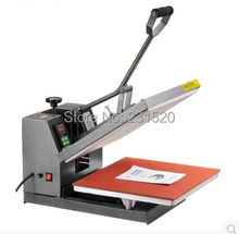 15x15inch Manual Heat Press Machine for T-shirt cotton cloth