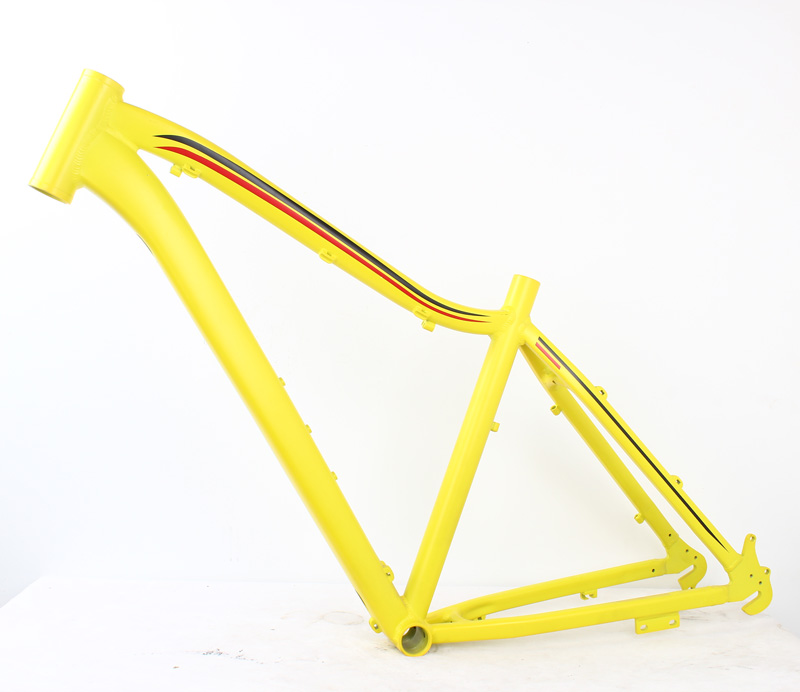 last 27.5x18inch 650B disc brake 6061 Aluminum Alloy Frame Bicycle Frame 27.5 inch Ultra light Frame Electric bicycle frame - 2