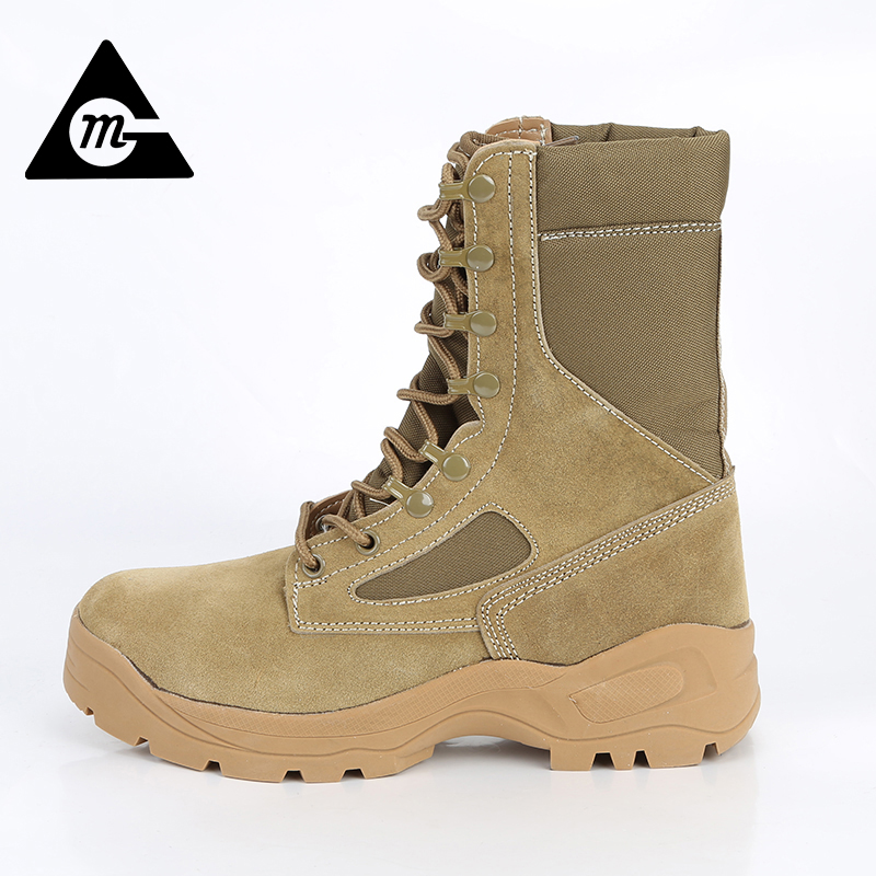 Outdoor Tactical Boots Hiking Climbing Shoes Brand Men Shoes Breathable Waterproof Mountain Boots Hiking Shoes S-3333 yin qi shi man winter outdoor shoes hiking camping trip high top hiking boots cow leather durable female plush warm outdoor boot