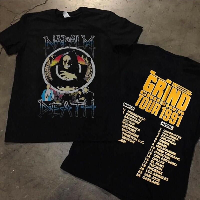 Grateful Dead 1992 Local Crew T Shirt Tee Vintage Summer Tour Reprint