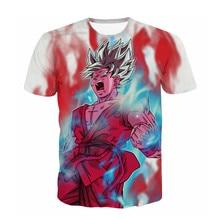 Dragon ball T-shirt 12 Styles