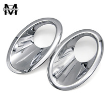 MONTFORD Car Styling For Nissan Qashqai And Qashqai 2 2010 2011 2012 2013 ABS Chrome Front