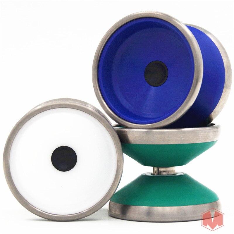 New Arrive Yoyoempire V Ting YOYO CNC titanium ring Yoyo for Professional yo yo player Titaniuml