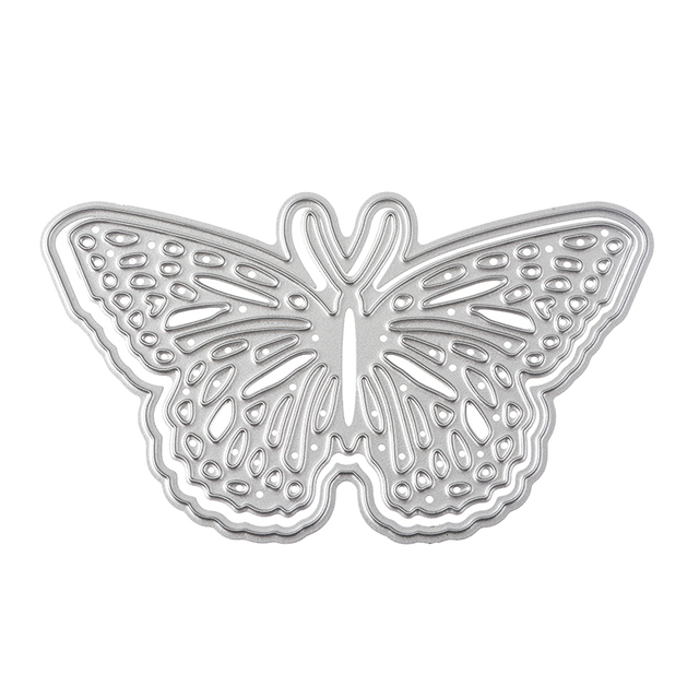Hoomall Butterfly Metal Dies Cutting For Scrapbooking Embossing Folder DIY Metal Stencils For Cardmaking Crafts Photo Album