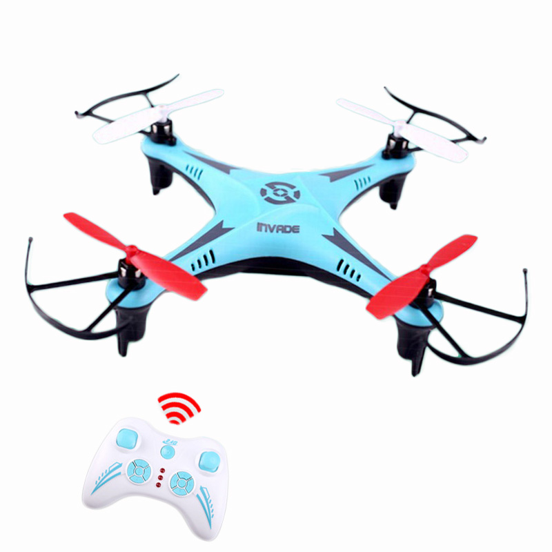 Remote Control Quadcopter 2.4G 6 Axis Gyro Mini Aircraft Helicopter Drones NO Camera for Child Adult Gift Toy