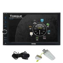 4G Dongle 7 Android6 0 touch screen Double Din In Dash Car Audio Radio Support Mirror