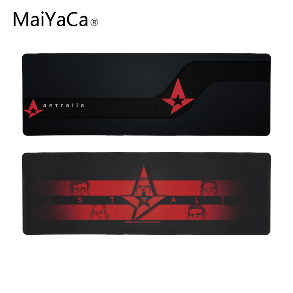 Mouse Pad Large Mouse Pad for Computer Mouse Notbook Astralis Dominator Padmouse Gaming Laptop Gamer Gaming Mat