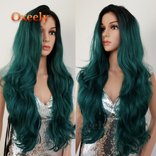 Buy Green Lace Front Wig With Baby Hair And Get Free Shipping On