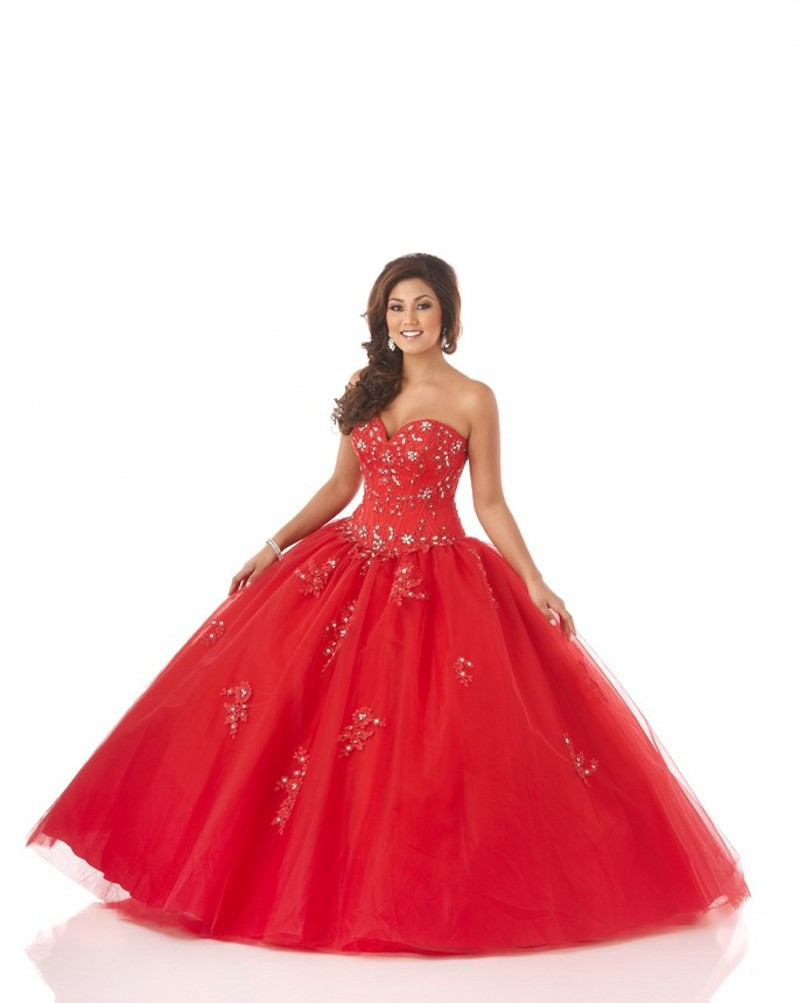 Online Get Cheap Red Sweet 16 Dress -Aliexpress.com | Alibaba Group