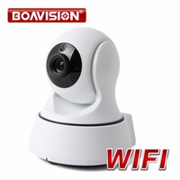 1 0MP Wireless IP Camera WIFI Night Vision HD 720P Smart Camera Two Way Audio Home