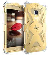 C5 Simon Case Metal Shell Of Cool Metal Aluminum THOR IRONMAN Protect Phone Cover Shell Case