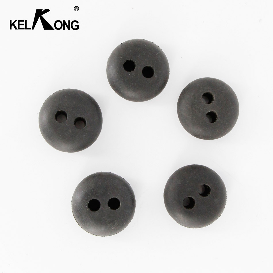 KELKONG 5PCS 2 Hole 20mm Rubber Grommet For String Craftsman Trimmer Lawn mower Chainsaw Blowers Brush Cutter Fuel Tank-in Carburetor from Automobiles & Motorcycles