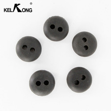 KELKONG 5PCS 2 Hole 20mm Rubber Grommet For String Craftsman Trimmer Lawn mower Chainsaw Blowers Brush Cutter Fuel Tank