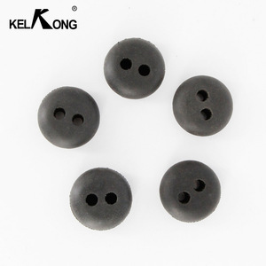 KELKONG 5PCS 2 Hole 20mm Rubber Grommet For String Craftsman Trimmer Lawn mower Chainsaw Blowers Brush Cutter Fuel Tank(China)