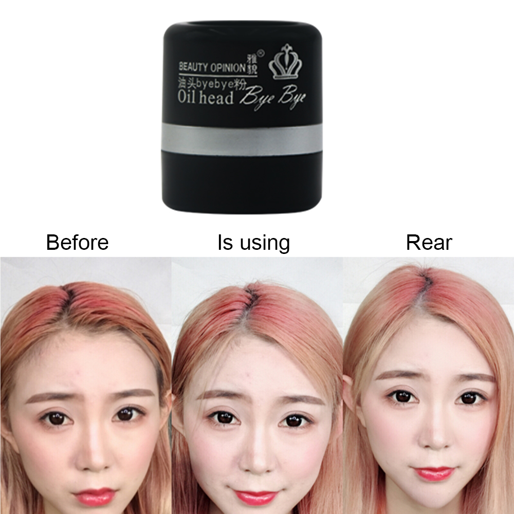 10g Laziness People Hair Go Greasy Dry Shampoo Powder Treatment