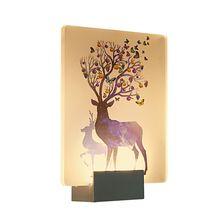 3d lamp Led Wall Lights For Home Applique Murale Luminaire Light Luminarias De Interior Bathroom Lamps