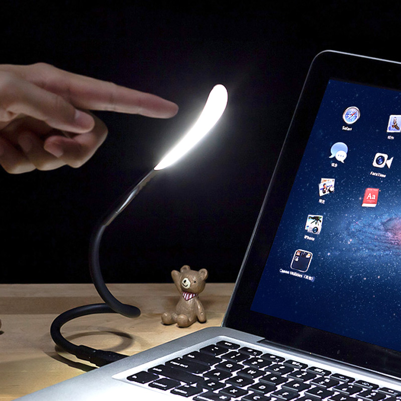 Mini USB LED Light Ultra Bright 14LEDS Portable Lamp for Laptop Notebook PC Computer EM88