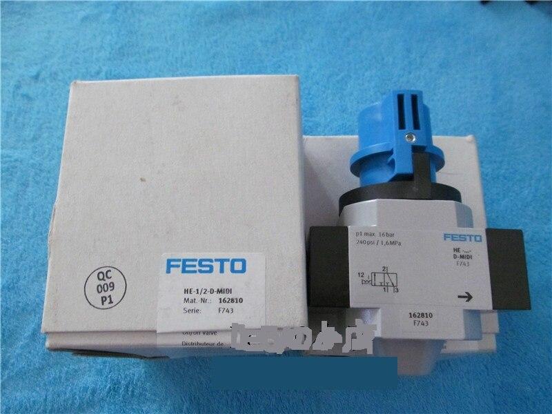 все цены на HE-1/2-D-MIDI FESTO pressure regulating valve 4 caliber FESTO pneumatic Beijing sales онлайн