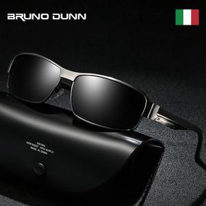 8c143756a1b0 bruno dunn Sunglasses Men Polarized 2018 Sun Glasses For