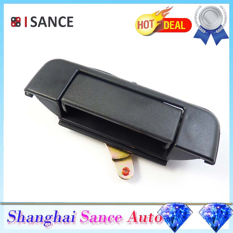 Isance Rear Tailgate Tail Gate Door Handle 6922089111 69220 89111 For Toyota Pickup Truck 1989